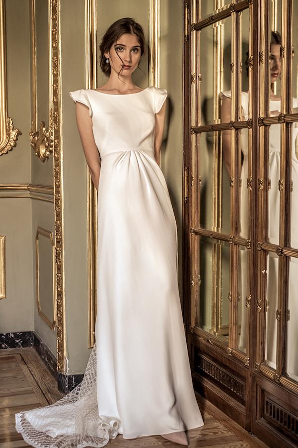 0d0bac536 Vuelve el color. Sorprende a tus invitados con un vestido de novia en ...