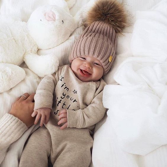niño sonriendo