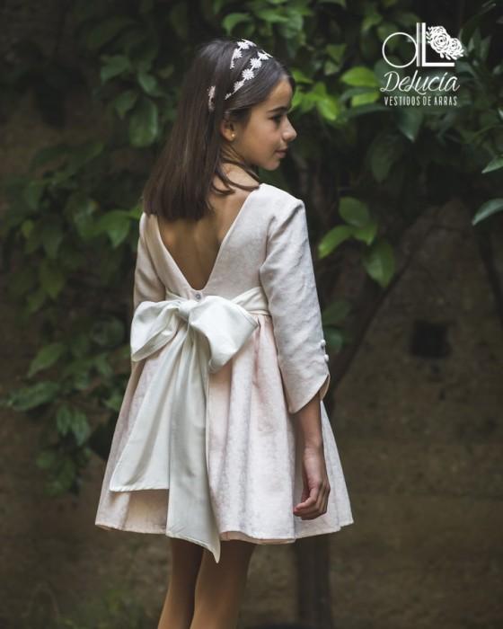 fuerte embalaje genuino mejor calificado elegante y elegante Los vestidos de comunión para ñiña 2020 - Cotton Bird
